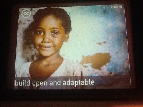 Principes for technology scalability in Developing world, UNICEF Innovation