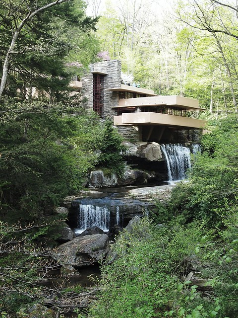 Fallingwater house flickr photo sharing