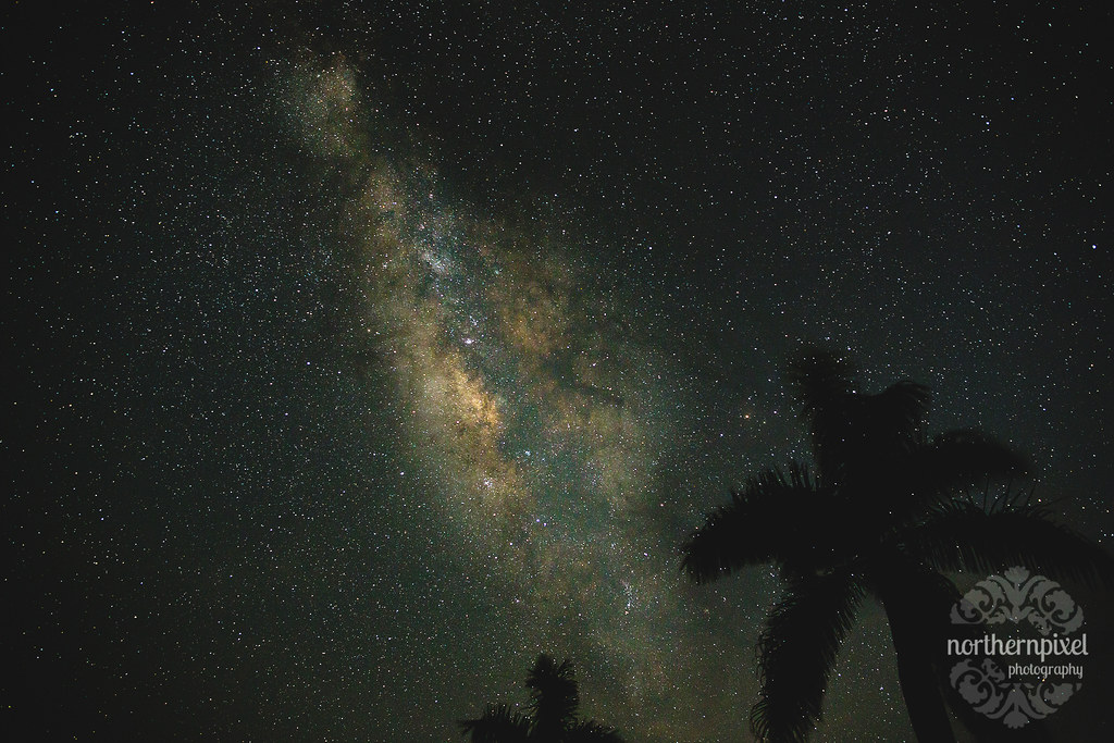 The Milky Way - Maui