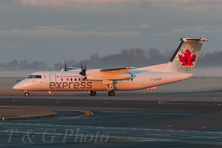 C-GABP - Air Canada Express - DHC-8-311 Dash 8