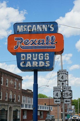 McCann's Rexall Pharmacy, Hudson Falls, New York