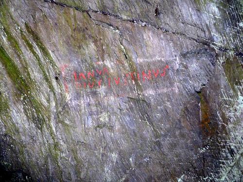 The Iustinus stone
