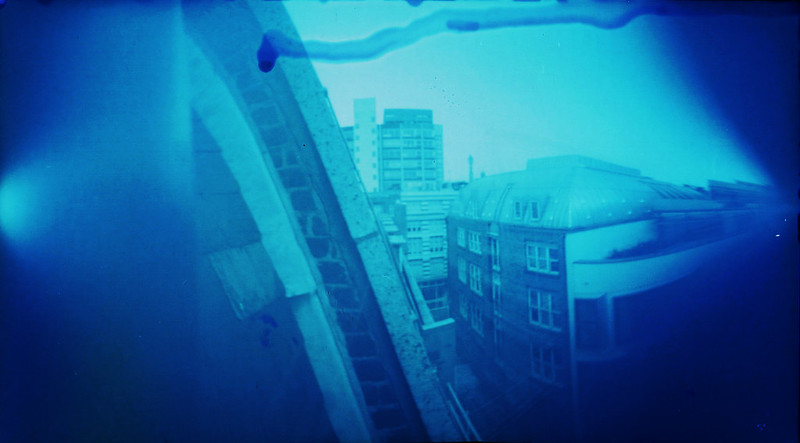 Solargraphy Experiment