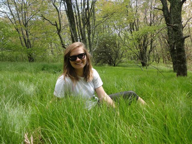 Hike Grass