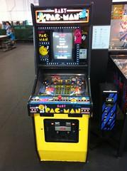 machine, arcade game, recreation, video game arcade cabinet, games, display device,