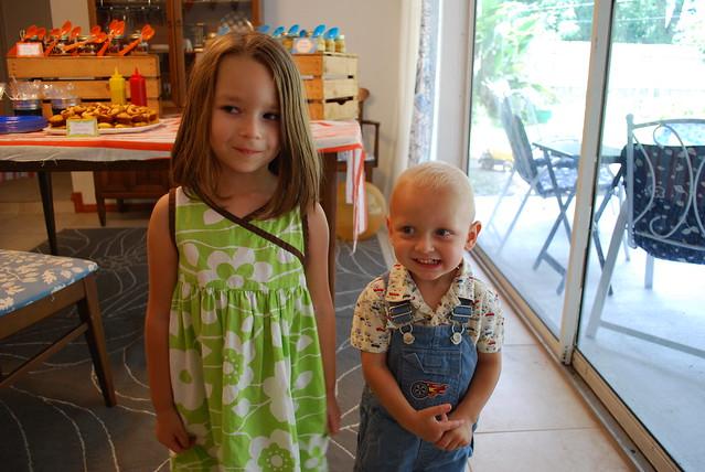 Savannah and Drew