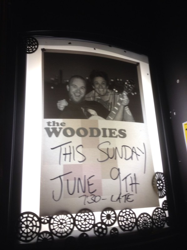 The Woodies @ The Laurel