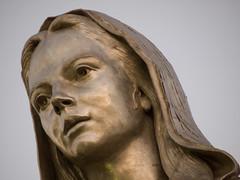 carving, art, classical sculpture, temple, sculpture, head, close-up, portrait, statue,
