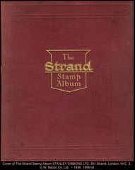 Stamp albums periodical and acc.