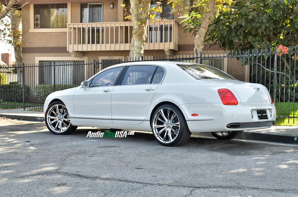 2007 bentley flying spur 22 ace aspire hyper silver continental tires. Black Bedroom Furniture Sets. Home Design Ideas