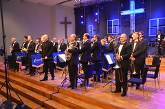 Solna Brass under ledning av Emil Björklund