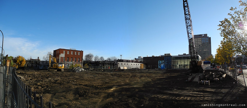 Louis Hippolyte Lafontaine construction 1 panoramic