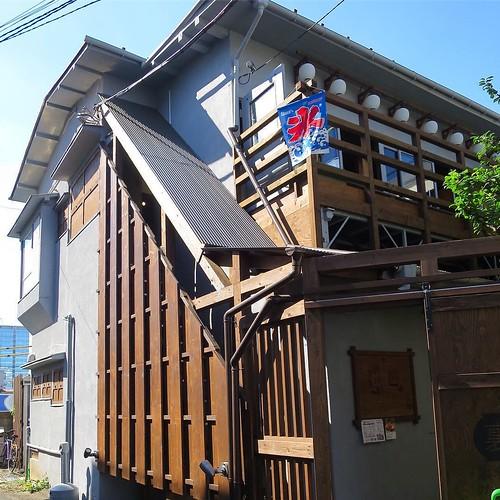 裏参道ガーデンにて、7月31日まで。常設店舗は蔵前にあります。 #カキモリ #表参道