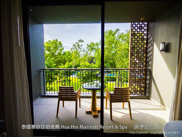 泰國華欣住宿推薦 Hua Hin Marriott Resort & Spa 9