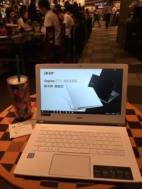 Acer Aspire S13 满足旅行时的七大需求