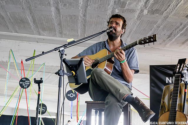 Miguel Araújo - NOS em D'Bandada '16
