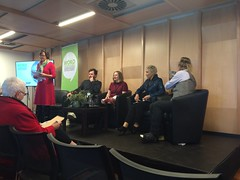 Bronwyn Hayward, Sam Crofskey, Katie Pickles, Robyn Wallace & Ciaran Fox