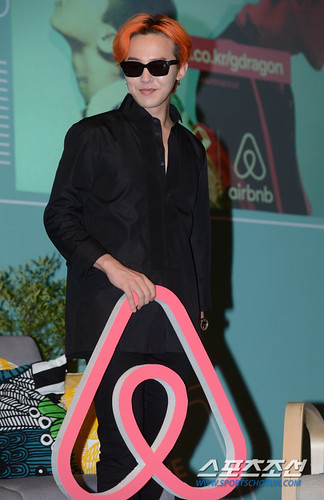 G-Dragon - Airbnb x G-Dragon - 20aug2015 - Sports Chosun - 06