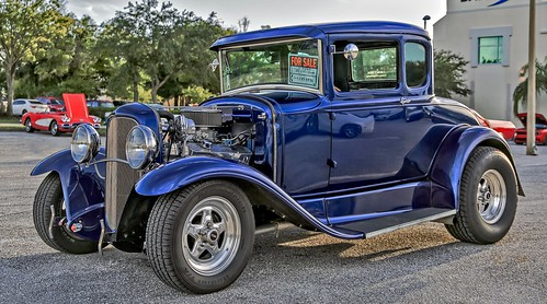 30 Ford 5 Window Coupe