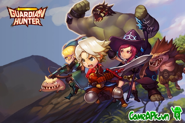 Guardian Hunter: SuperBrawlRPG v2.0.9.03 hack full cho Android