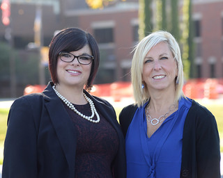 Wed, 10/12/2016 - 09:32 - Jennifer Zambito (left) and Tammy Arneth (right)