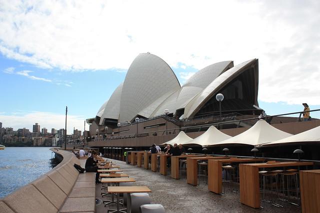 Western Foyer Box Office Opera House : Tour of the sydney opera house australia