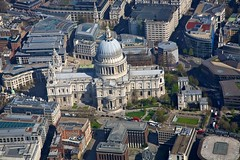 London Helicopter Tour - 1 May 2013