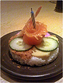Kue Ulang Tahun Sushitei