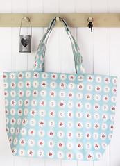 bag, pattern, shoulder bag, aqua, handbag, tote bag, design,
