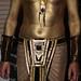 Anck-su-namun, Imhotep Costume Body Painting