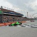 Twin checkers fly for James Hinchcliffe