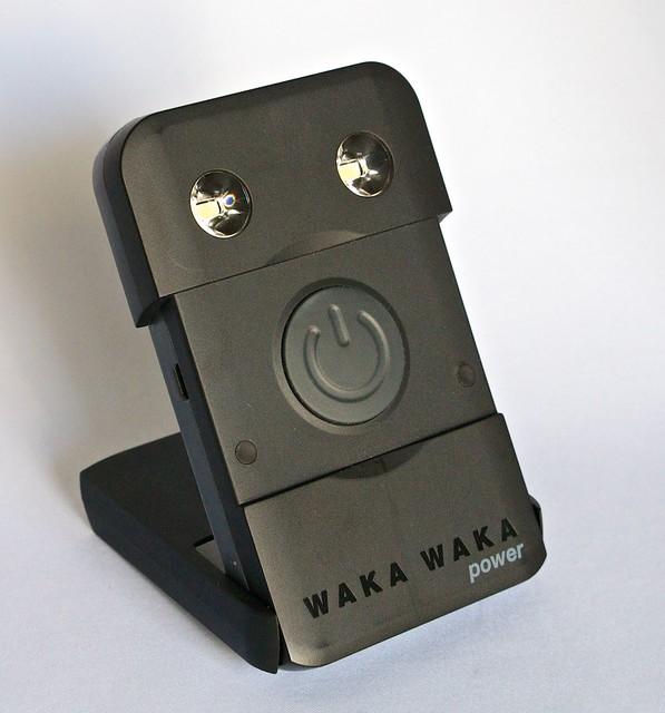 Waka Waka Solar Charger/Lamp
