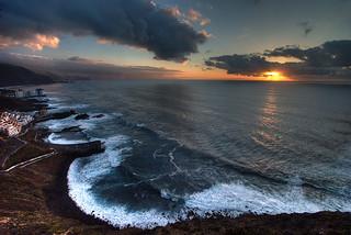 Tenerife Sunset