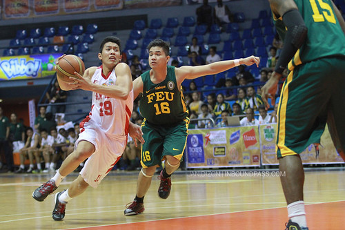 FilOil 2013: San Beda Red Lions vs. FEU Tamaraws, May 18
