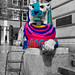 Yarn Bombed! ~ EXPLORED ~ by (James Clay) Boom-Stick