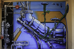 Painted Pipes