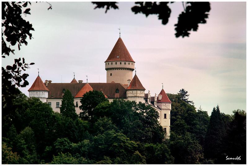 Castillo Konopiste