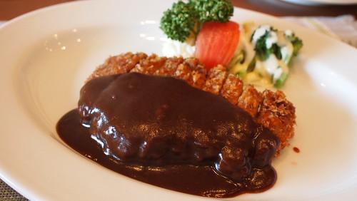 洋食屋Grill TENPEIのビーフカツレツ