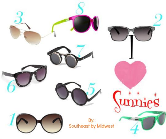 Friday's Fancies Sunnies, #fridaysfancies, #sunnies