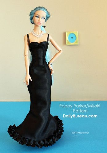 Poppy Parker/Misaki Pattern by theartofmegann
