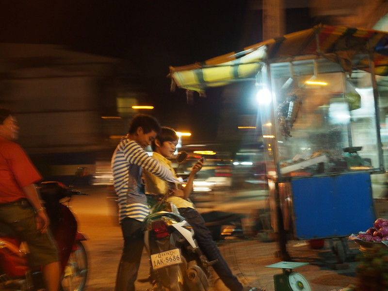 Night in Battambang
