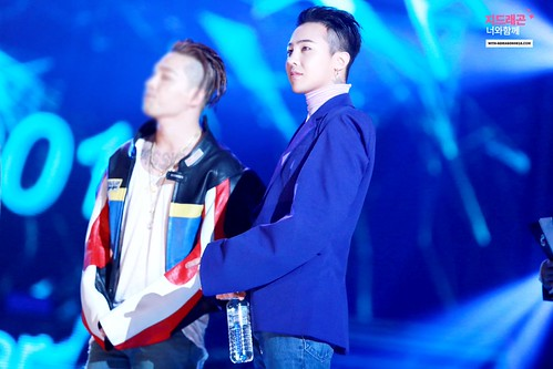Big Bang - The 5th Gaon Char K-Pop Awards - 17feb2016 - With G-Dragon - 19