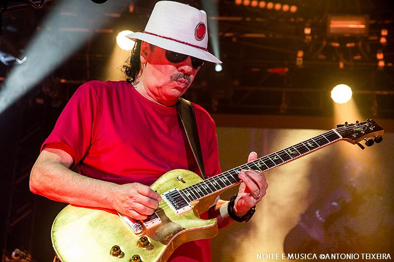 Carlos Santana - Multiusos de Gondomar '16