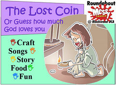 Roundabout Messy Church - The Lost Coin
