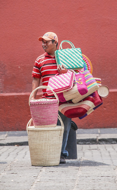 Baskets in Coyoacan 01