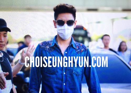 Big Bang - Gimpo Airport - 20may2015 - TOP - Choidot - 02