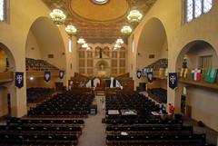 First Baptist Church of Los Angeles, Allison & Allison 1927