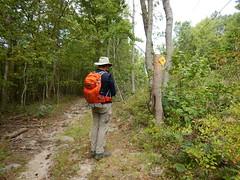 DSCN1447 94 Rolling Ridge Foundation Boundary