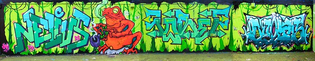 this wall is made by my SMO crew mates.I m not in the wall,but really happy to share it!