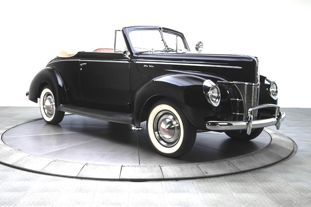 40023_I Ford Deluxe 221CI Flathead V8 3SPD CV_Black